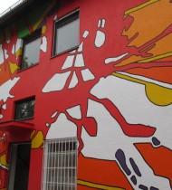 """Buntes Haus"" München 2017"