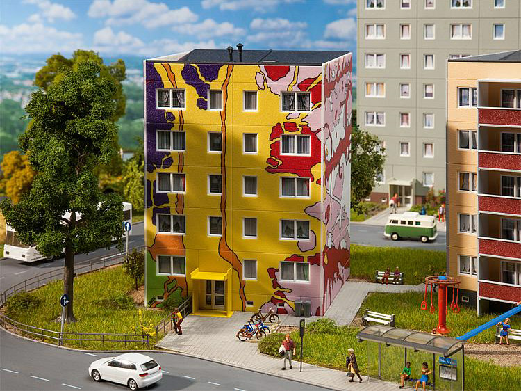 Modelbahnhaus für die Faller GmbH, Erscheinungstermin 10/2014
