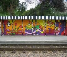 Haltestelle Weinheim 2006