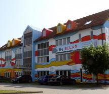Firmensitz B5 Solar Wustermark 2010