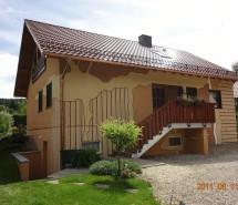 Einfamilienhaus Regensburg 2011
