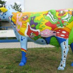 """Die Kuh als """"Aquarium"""""""