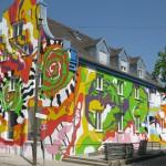Fassadenkunst München