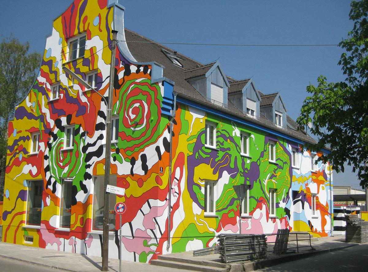 Wohn- und Geschäftshaus München
