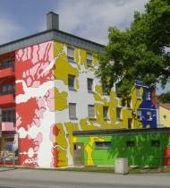 Buntes Haus Regensburg 2009