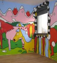 Kinderzimmer Mannheim 2006