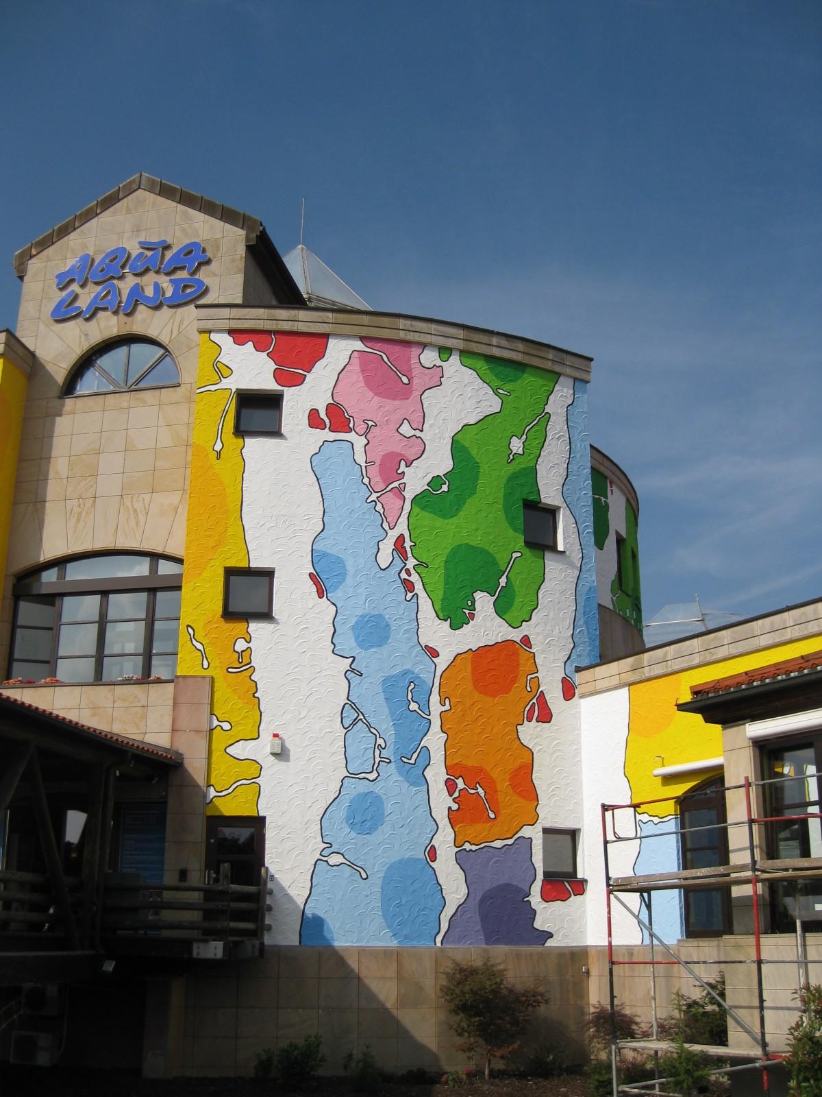Fassadenmalerei Köln