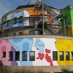 Fassadenkunst Köln