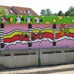 Kunst im Öffentlichen Raum Weinheim