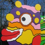 Kunst im Öffentlichen Raum Thermalbad Heidelberg