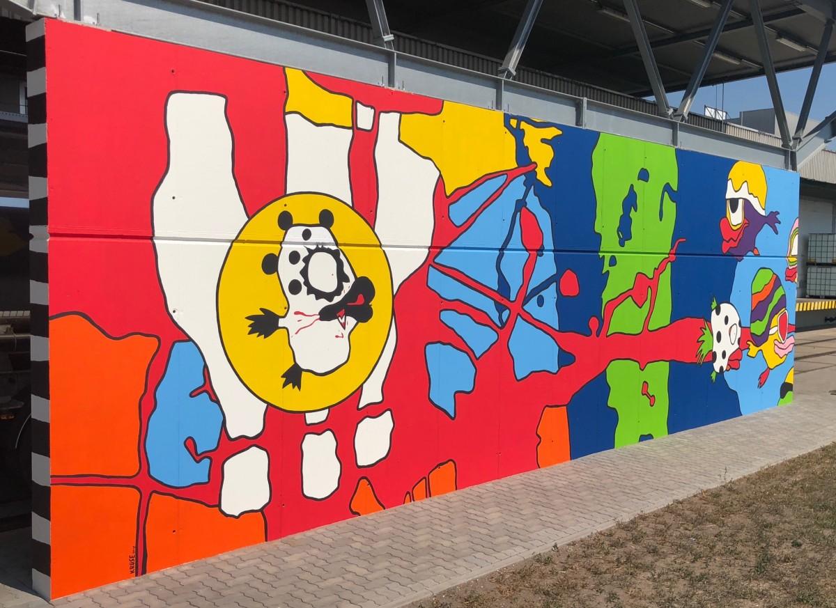 Wand Berkel AHK Ludwigshafen 2018