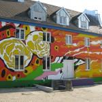 Fassadenmalerei München