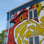 Fassadenbemalung