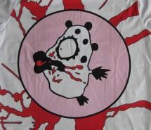 """T-Shirt """"Vampir-Fisch"""" 2012"""