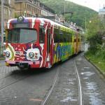 Werbestraßenbahn
