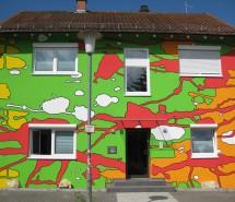 """Buntes Haus"" Heidelberg 2014"