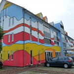 Fassadenbemalung Wustermark bei Berlin